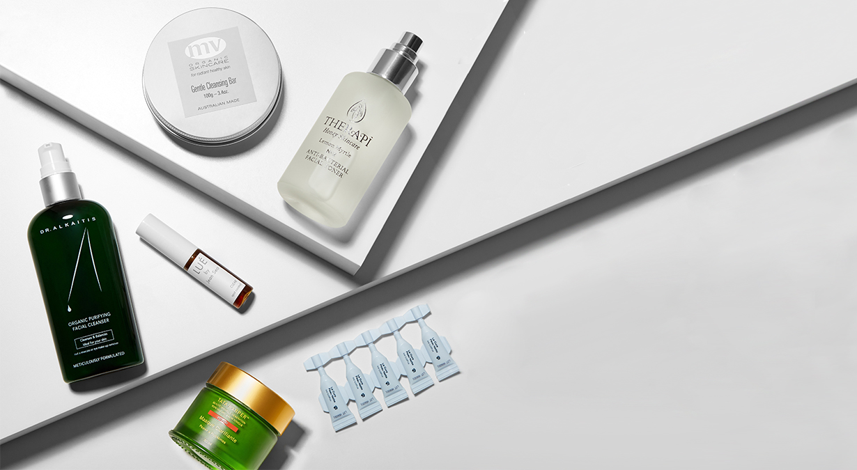 THE ORGANIC AND ALL NATURAL ACNE TREATMENTS WE RATE