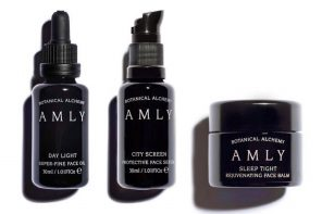 The Amly Botanicals 24 Hour Skincare Ritual