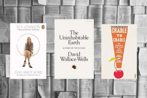 Required Reading: Books About Saving the Planet