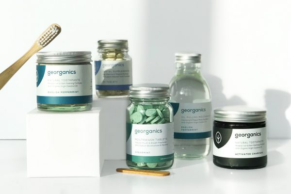 Natural Toothpaste UK _Georganics