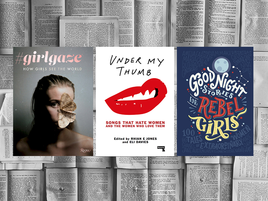 REQUIRED READING: THREE BOOKS TO INSPIRE