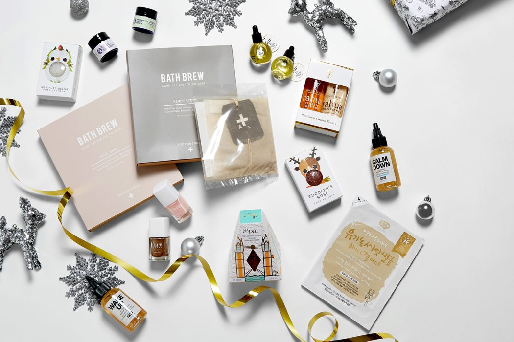 CONTENT Gift Guide- Natural Beauty Wellbeing Stocking Fillers