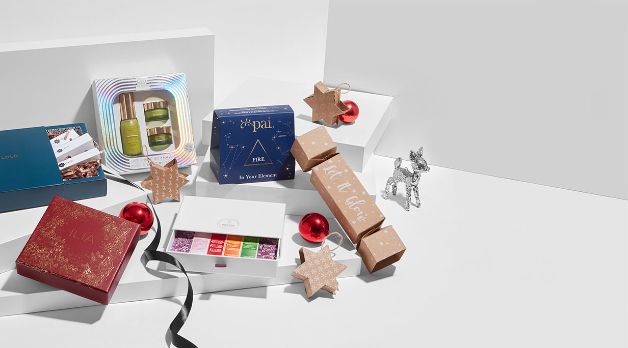 CONTENT APPROVED GIFT SETS
