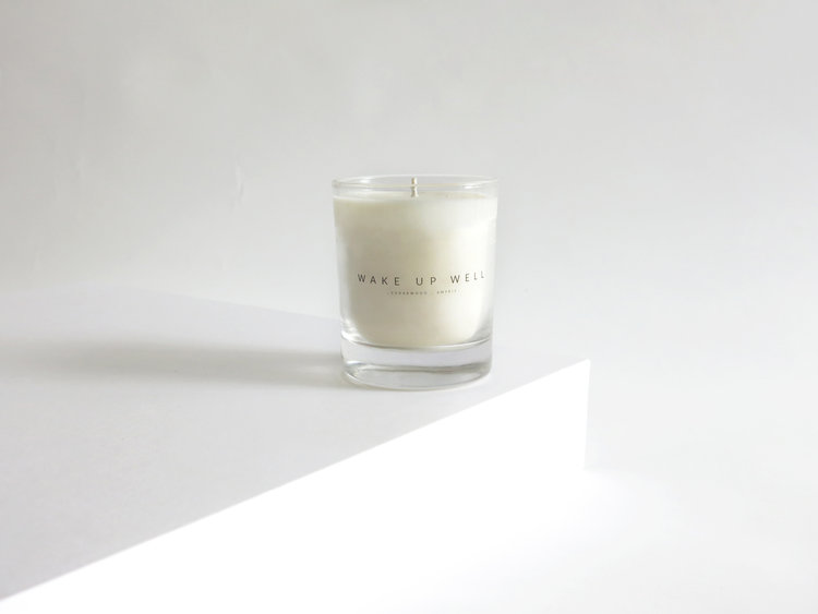 Switch to a plant wax candle such as those from Qnola Life to help curb indoor pollution | Shop at CONTENT Beauty with free worldwide delivery