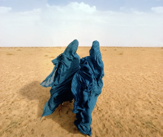 Kahina desert
