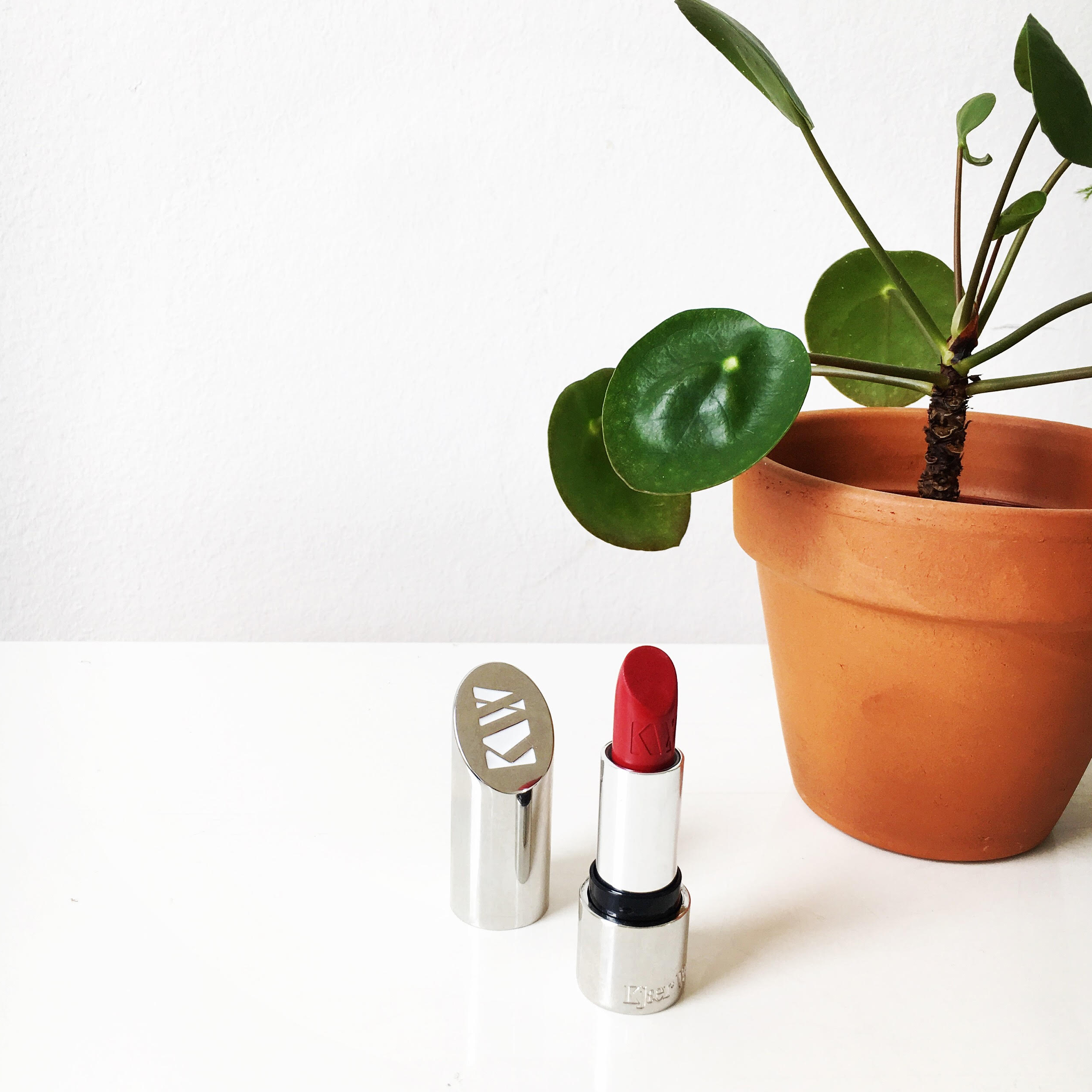 Kjaer Weis Lipstick in the colour Love — nutritionist Eve Kalinik's favourite lip product | CONTENT Open House