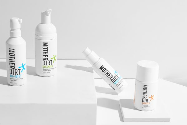 Probiotic Skincare from Mother Dirt help restore balance to the skin's ecosystem | Try it at our organic skincare London shop and shop online with free shipping
