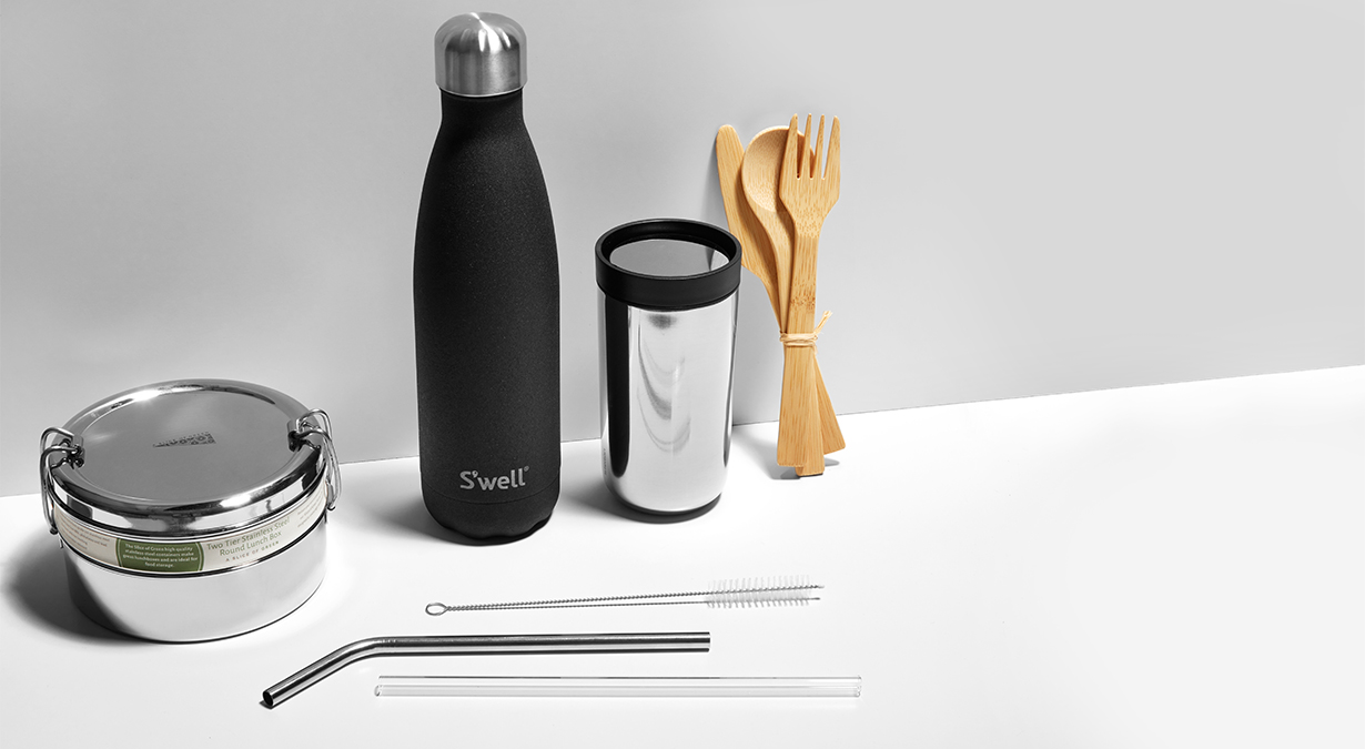 REUSABLE PRODUCTS FOR A ZERO WASTE LIFESTYLE
