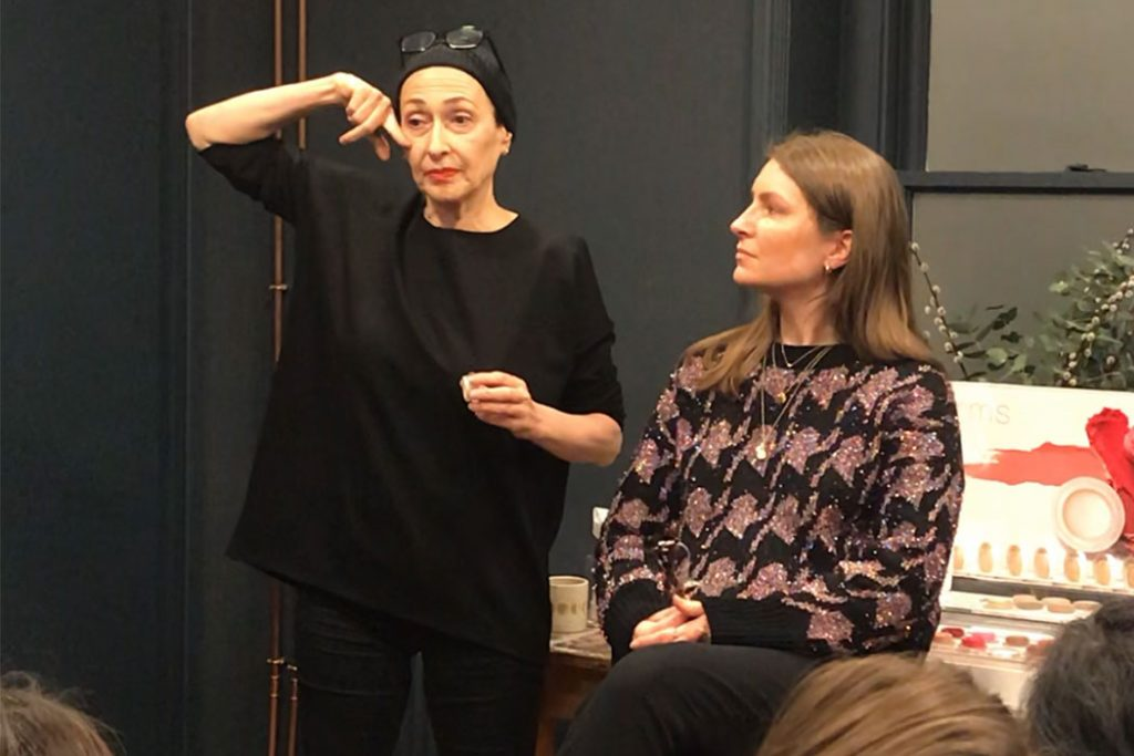 RMS Beauty Masterclass at Content Beauty UK