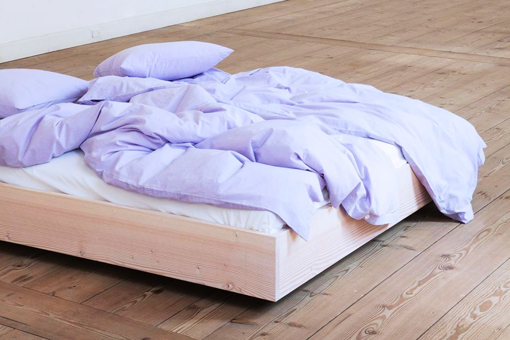 Tekla bed sheets