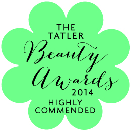 Tatler Beauty Awards - Highly Commended