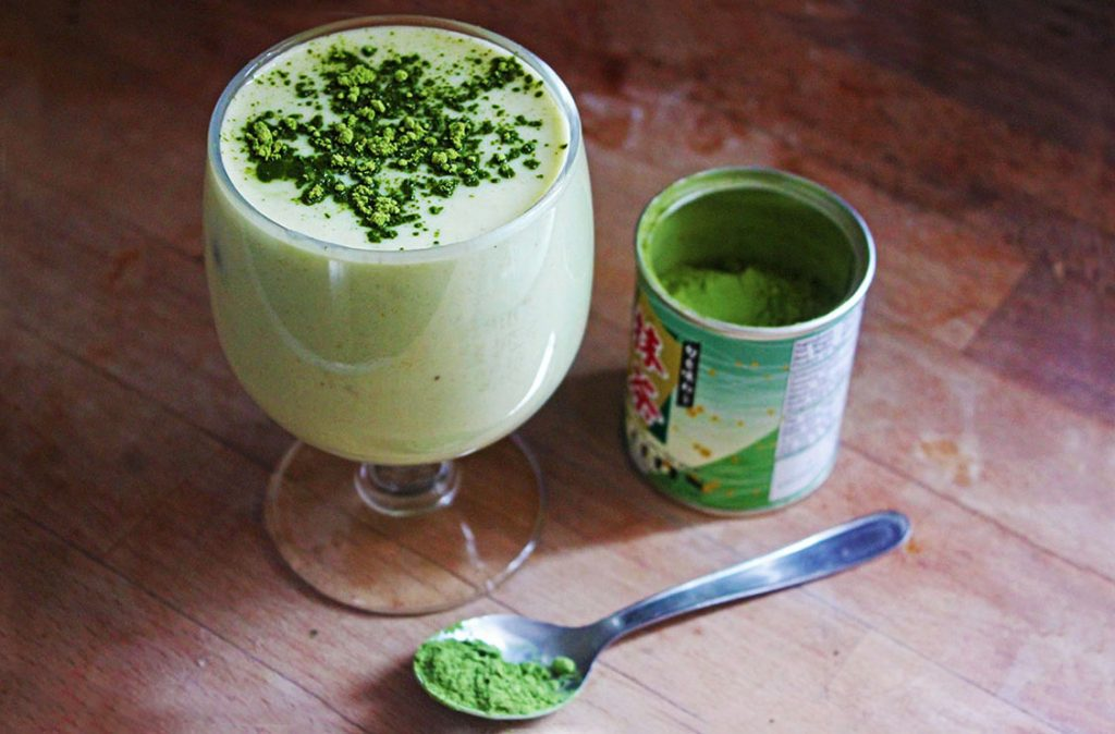 Tess Ward Avocado & Honey (Skin Glowing) Smoothie