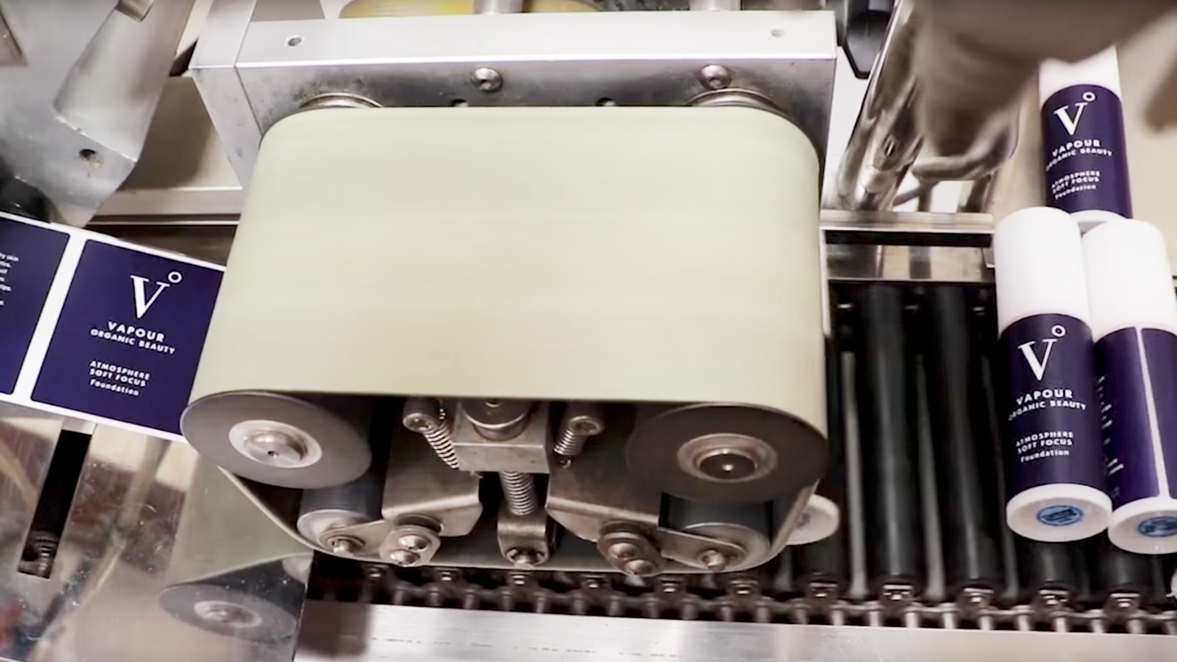 Vapour factory