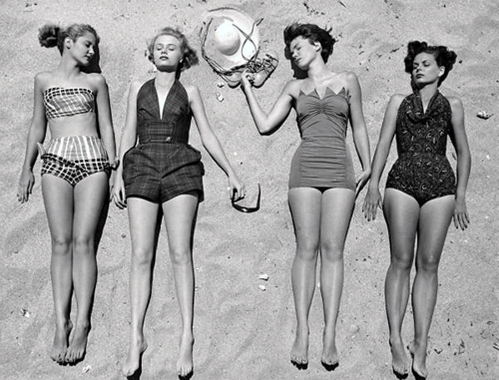 Consider, Beach vintage blog