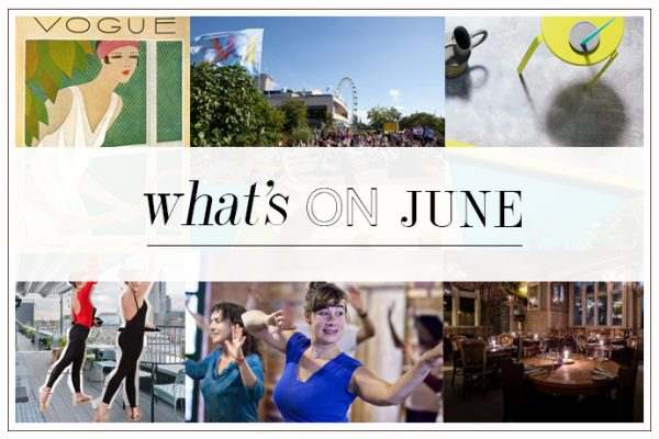 WHATS ON JUNE