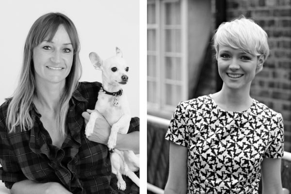 Zero Waste Experts Bea Johnson and Kate Arnell