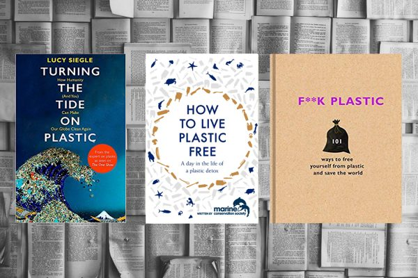 plastic free books and guides