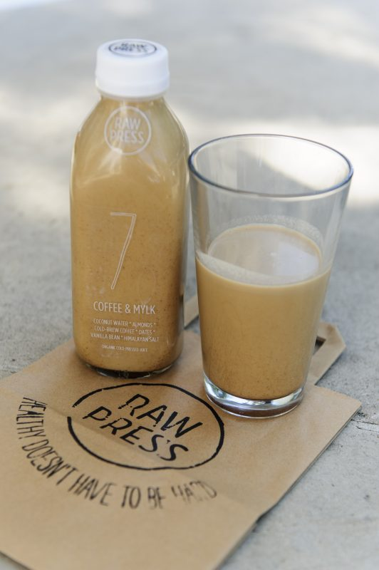 Raw Press Share Their Recipe For (Almond) Mylk & Coffee