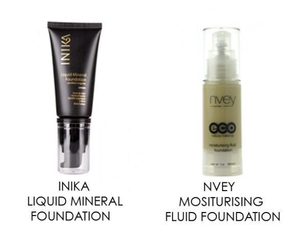 Organic and Natural Foundation
