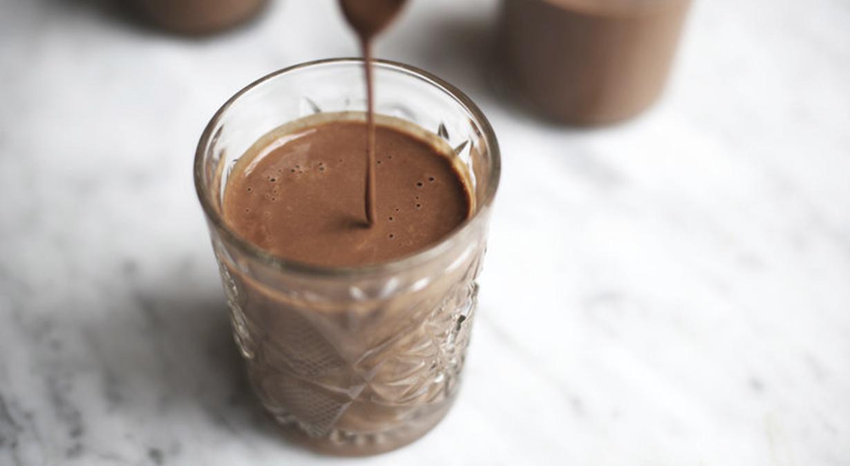 QUINOA VEGAN HOT CHOCOLATE RECIPE