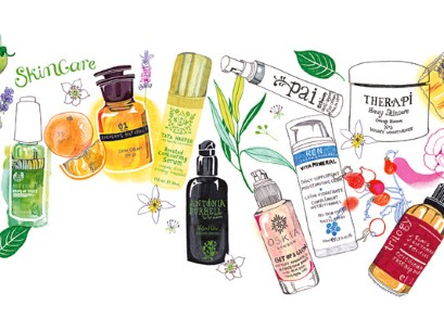 top organic skin care brands
