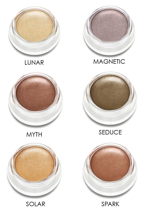 Organic eye makeup