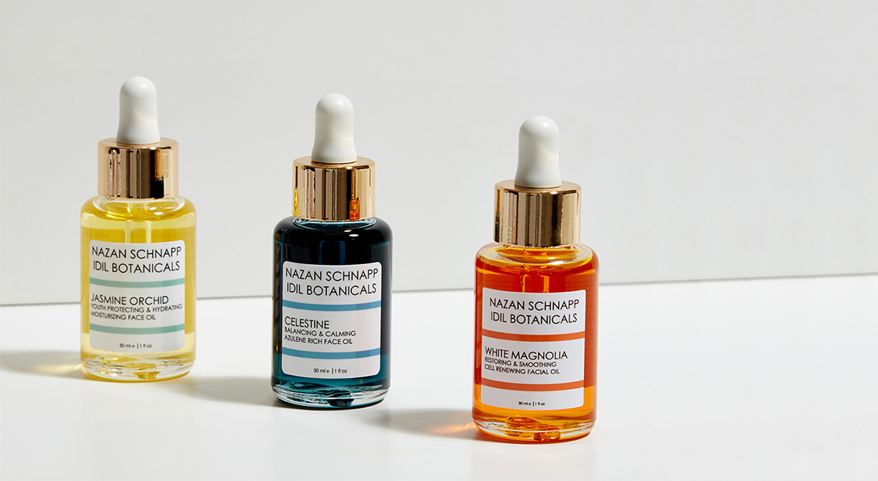 ORGANIC FACIAL OILS & BOOSTERS BY SKIN TYPE