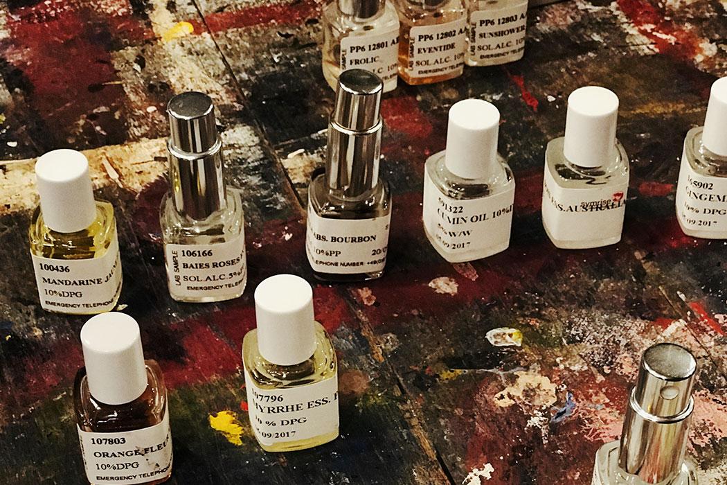 Abel Natural Perfume Masterclass