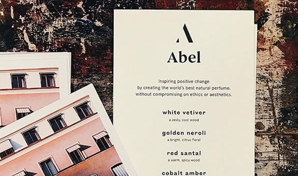 Abel Organic Perfumes masterclass at CONTENT UK