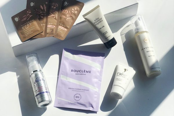 gift with purchase _organic haircare collection