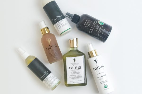 natural hair products for fine hair