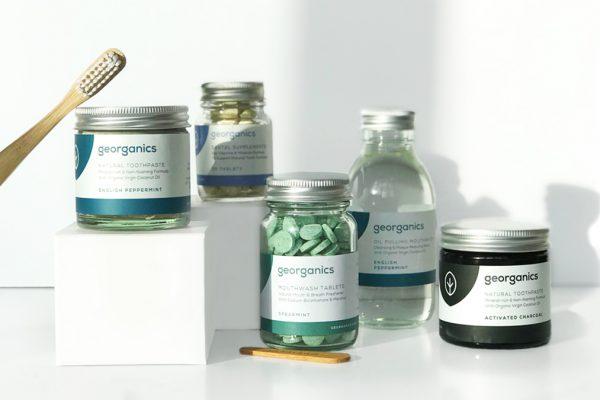 Natural Toothpaste UK _Georganics