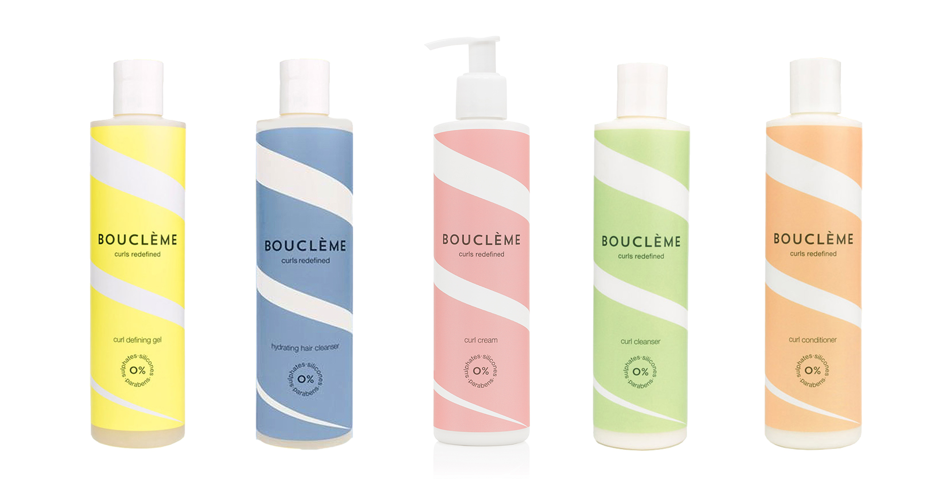 Boucleme Natural Haircare range is made for curly hair with all natural ingredients. Shop it instore at London organic beauty shop CONTENT and online with free worldwide delivery