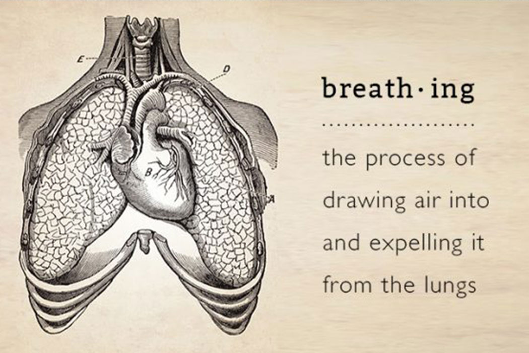 breathing techniques for skin health