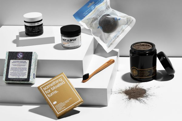 Activated Charcoal Skincare and Personal Care Products to detoxify your beauty routine   Try them instore at London organic skincare shop CONTENT Beauty and shop online with free worldwide delivery