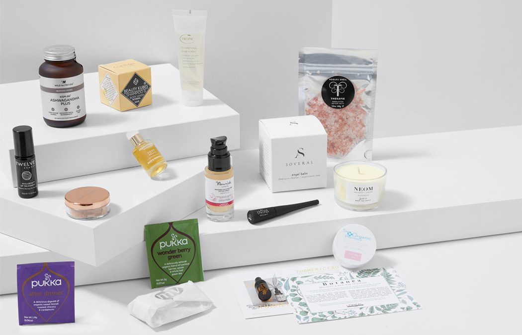 Content X Psychologies Real Natural Beauty & Wellbeing Awards Collection