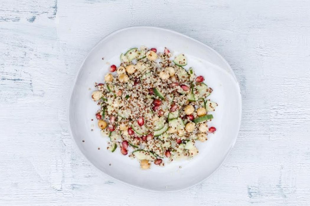 Deliciously Ella recipe Quinoa-Salad