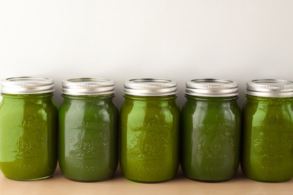 gentle january cleanse _green juice