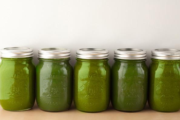 gentle january cleanse _green juice