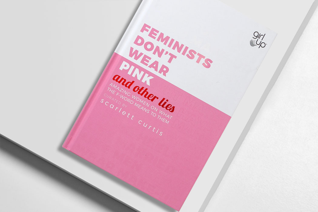 FEMINISTS DON'T TAKE DOWN POP-UPS