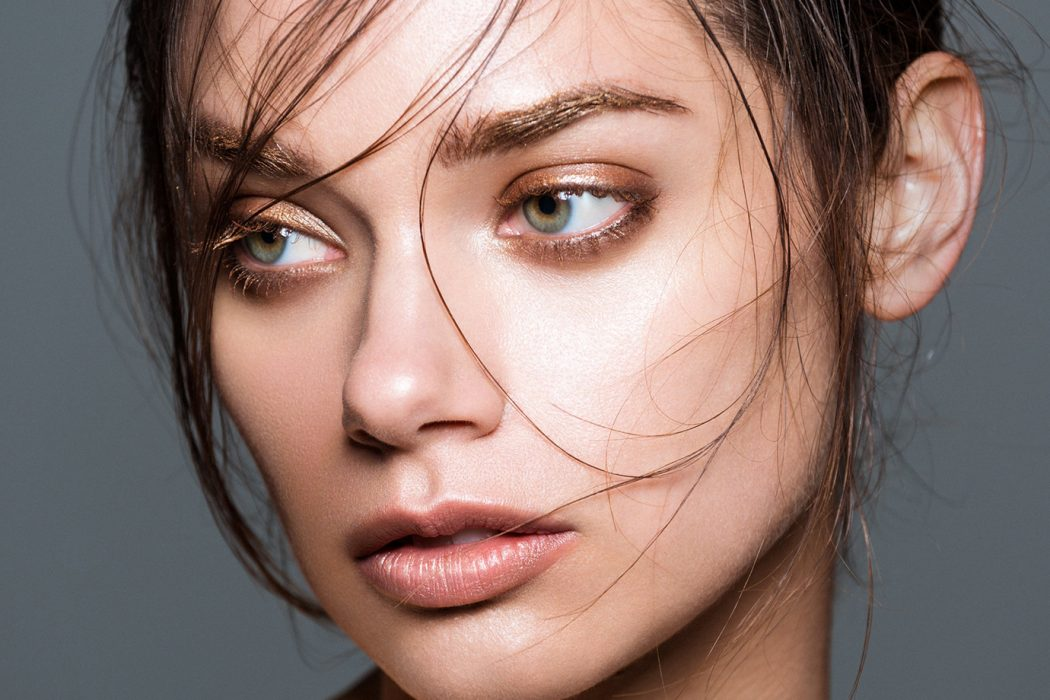 Ilia Beauty GeIlia Beauty Natural Makeupt The Look Bare and Bronze