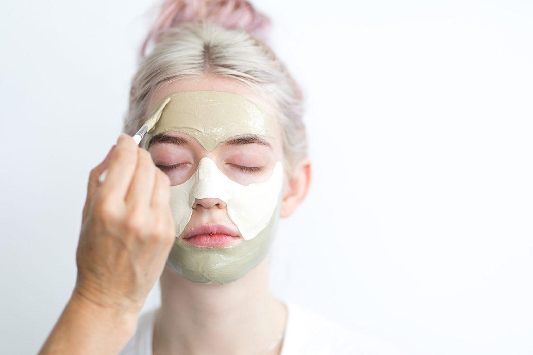 Multi-masking MV Organic Skincare Mask Trio