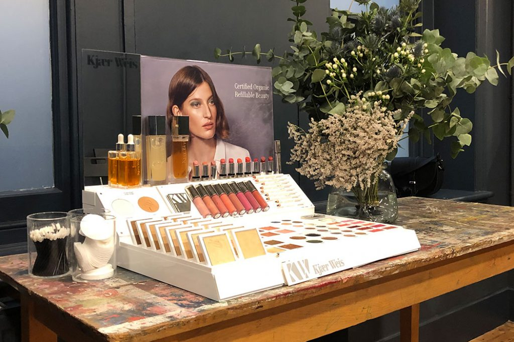 Kjaer Weis Masterclass - refillable beauty products UK