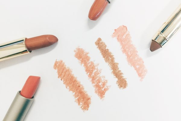 Find the right organic nude lipstick to suit your skin tone. Try them instore at our London organic makeup shop or shop online with free worldwide delivery.