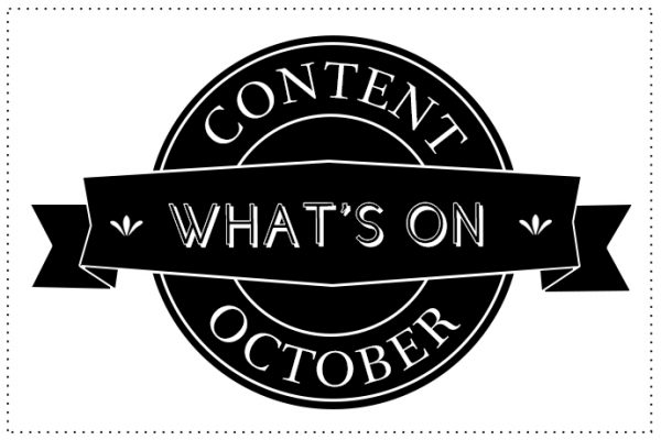 OCT WHATS ON