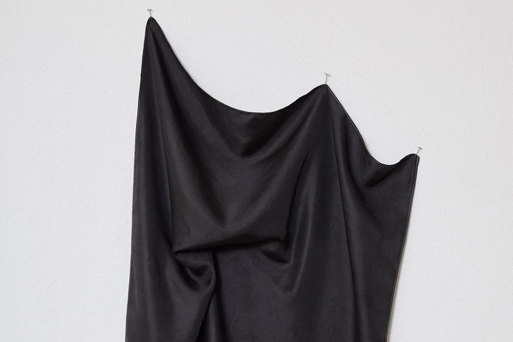 ound silk scarf eucalyptus