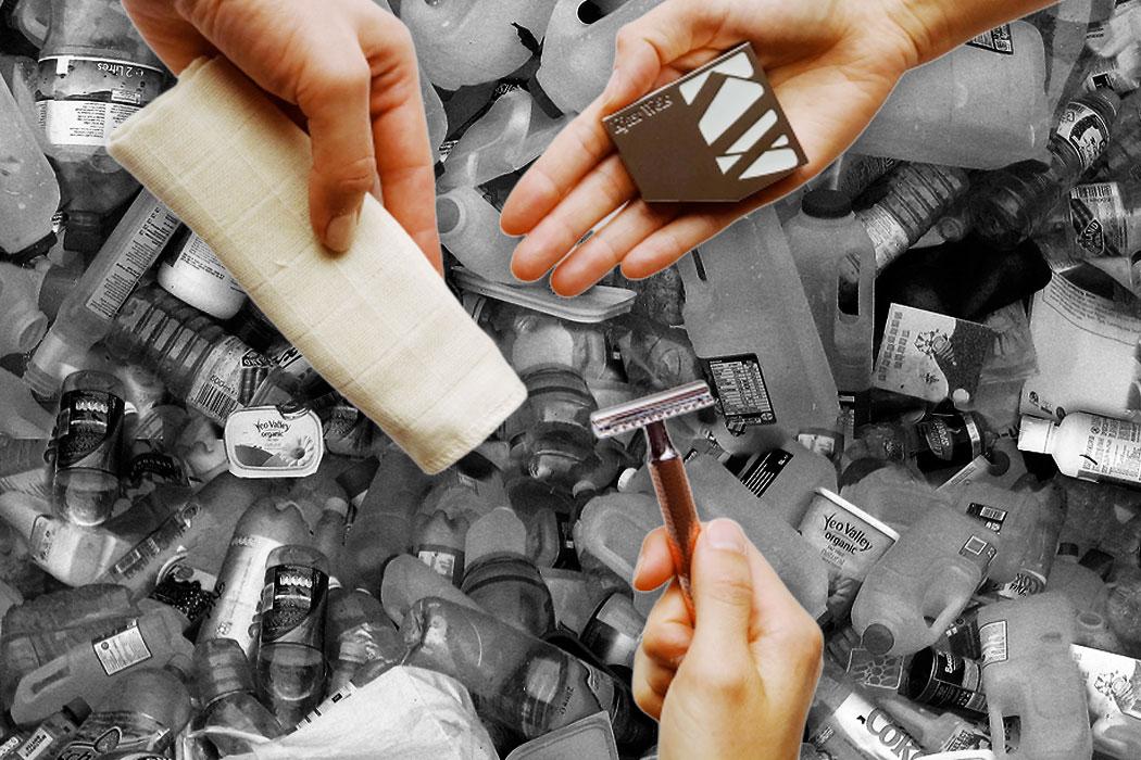 plastic free beauty products staff picks