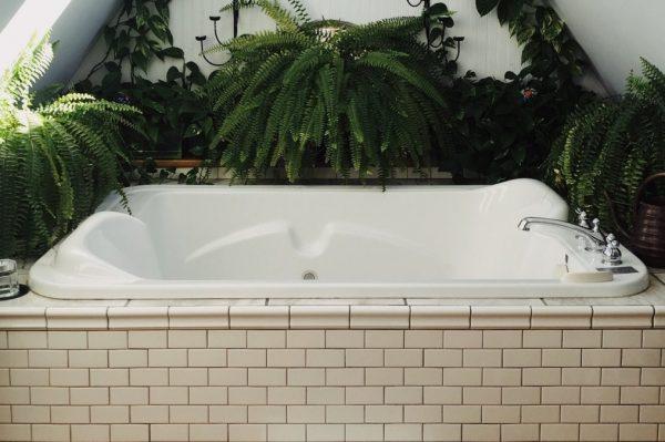 Plastic Free Bathroom