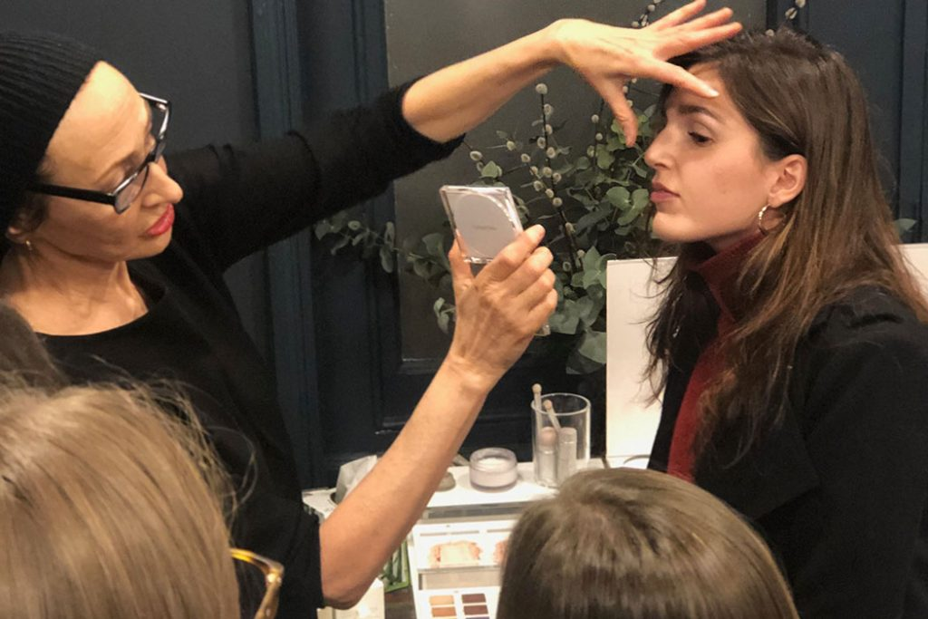 Masterclass with Rose-Marie Swift Makeup guide