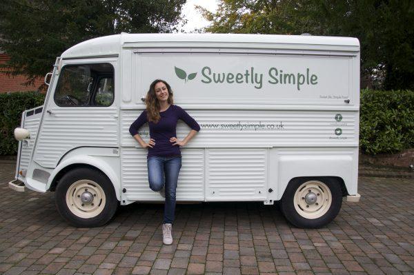 Sweetly Simple_Main van pic